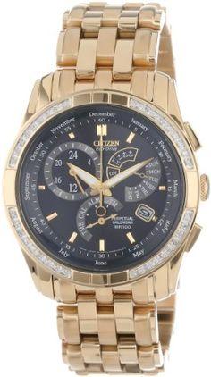 "Citizen Men's BL8042-54E ""Calibre 8700"" Stainless Steel Diamond-Accented Eco-Drive Watch Citizen http://www.amazon.com/dp/B000ZPKWL2/ref=cm_sw_r_pi_dp_5N83ub0WCC9Z2"