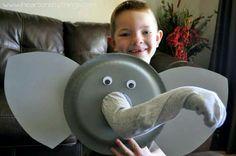 Marioneta elefante