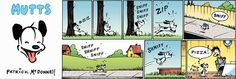 MUTTS by Patrick McDonnell | September 08, 2013