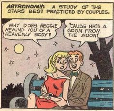 Archie and Betty