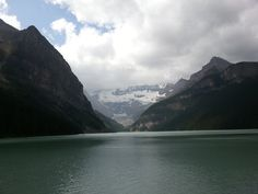 At Lake Louise
