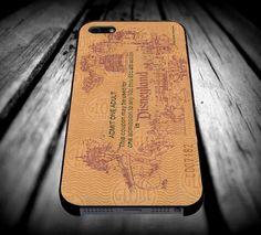 Adult Disneyland Ticket Disney for iPhone 4/4s/5/5s/5c/6/6 Plus Case, Samsung Galaxy S3/S4/S5/Note 3/4 Case, iPod 4/5 Case, HtC One M7 M8 and Nexus Case ***