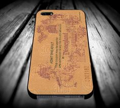 Adult Disneyland Ticket Disney for iPhone 4/4s/5/5s/5c/6/6 Plus Case, Samsung Galaxy S3/S4/S5/Note 3/4 Case, iPod 4/5 Case, HtC One M7 M8 and Nexus Case ***