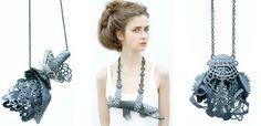 Jewellery by Hanna Hedman, Photography by Sanna Lindberg