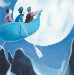 "Sara Colautti illustration for ""Il Silenzio di un Amore"". Illustration, Blog, Painting, Painting Art, Blogging, Paintings, Illustrations, Painted Canvas, Drawings"