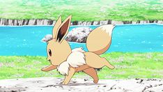 the never ending eevee dance of joy! >.<