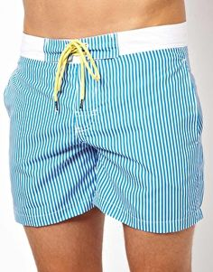 Selected Summer Swim Short