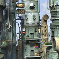 Machinarium is award-winning independent adventure game developed by the makers of Samorost and Botanicula. A little robot who's been thrown out to the scrap yard behind the city must return and confront the Black Cap Brotherhood and save his robot-girl friend.