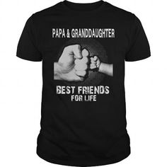 PAPA and Granddaughter