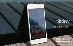 聯想新手機Sisley神似iPhone 6