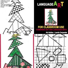 Free coloring sheet independent seat work and, additional cut and paste seat work... http://www.teacherspayteachers.com/Product/Coloring-Sheets-for-Christmas-Free-Tricky-Triangle-Tree-1546069  Also checked out my paid products like http://www.teacherspayteachers.com/Product/Christmas-Coloring-Sheets-and-Stuffers-2-Projects-in-One-1559245