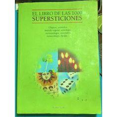 Paraíso Retro Libros: El Libro De Las 1000 Superticiones