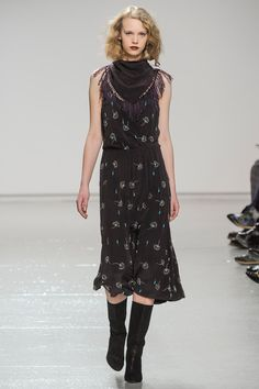 Tracy Reese | Fall 2014 Ready-to-Wear Collection | Style.com | #nyfw