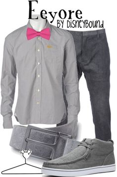 Eeyore. So wanna see my boyfriend wear this
