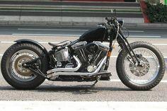 ハーレー '97 FLSTF1340 FAT BOY エボリューション Harley
