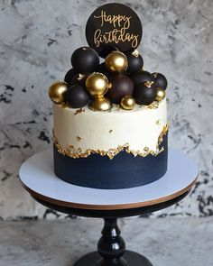Best 24 Birthday Cakes For Men - Empire Vital Elegant Birthday Cakes, Birthday Cakes For Men, Birthday Cake For Boyfriend, Beautiful Birthday Cakes, Birthday Cake For Women Elegant, Birthday Cake With Picture, Birthday Cake Ideas For Adults Men, Chocolate Birthday Cake For Men, Birthday Cake Designs