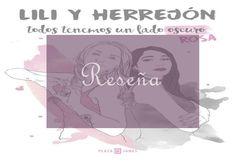 """Reseña de """"Todos tenemos un lado (Oscuro)Rosa"""" Herrejon/Lili"""