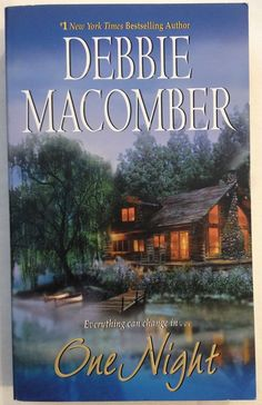 One Night by Debbie Macomber (2010, Paperback) Romance