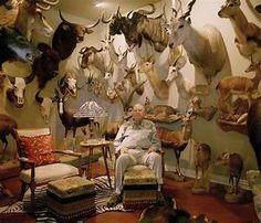 untitled hunter trophy room # VIII, dallas, texas ...