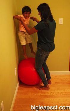 flat feet exercises