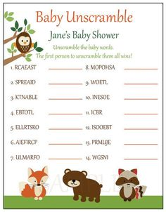 126 Best Virtual Baby Shower Games Images Baby Shower Themes Boy