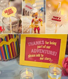 A Superhero Wedding: Alex + James Love superheros? Check out this superhero themed wedding! Marvel Wedding, Geek Wedding, Wedding Trends, Wedding Blog, Wedding Day, Wedding Decor, Superhero Baby Shower, Superhero Party, Superman Party