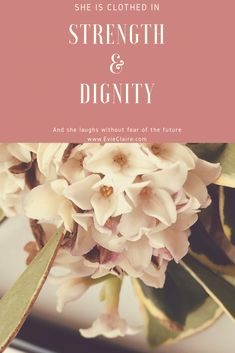Strength & Dignity She Is Clothed, Girl Power, My Girl, Place Cards, Strength, Place Card Holders, Electric Power