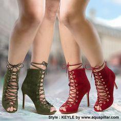 8dc0013ce2c Keyle Olive F-Suede by Shoe Republic