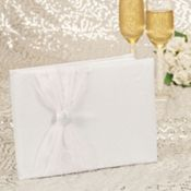 Vintage Glamour Wedding Guest Book$19.99