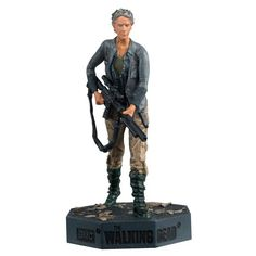 It's easy to underestimate Carol Peletier, but her sweet-old-lady façade hides a pragmatic and fiercely pragmatic survivor who can be deadly in a fight. This in