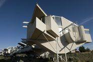 Contemporary architecture in New Mexico