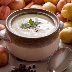 Epicure's Irish Potato Soup, this was ok. Not nearly as good as potato leek soup Epicure Recipes, Chili Recipes, Crockpot Recipes, Soup Recipes, Healthy Recipes, Irish Recipes, Fall Recipes, Healthy Food, Soups