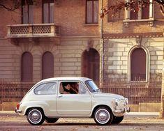 Fiat 600.