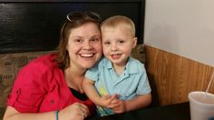 Samson & Mommy! 5/7/16