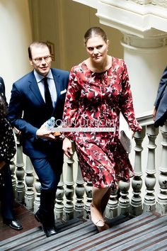 20-10-2015 LIMA Prince Daniel and Princess victoria visit a church in the centre of Lima . Prince Daniel and Princess victoria have a meeting with the Mayor of Lima Mr Louís Castañeda, City Hall of Lima. Prince Daniel and Princess victoria during a 2 day visit to peru and 3 days visit to Colombia . COPYRIGHT ROBIN UTRECHT