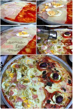 Pizza expressa em 5 minutos, Quem é que não gosta de pizza? E se ela for EXPRESSA? Pronta em 5 minutinhos? Aí não tem para ninguém! uma loucura