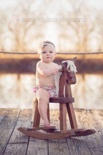 Lindsay Williams Photography, Kentucky photographer, Lake Cumberland area photographer, lifestyle photography, child photography, nine month photography, natural light, rocking horse photo