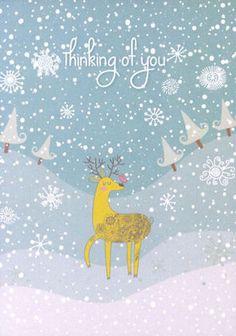 Sweet Reindeer Christmas