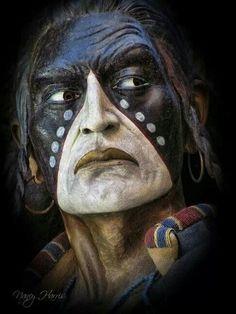 """Blackfoot Indian"""