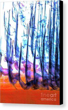 Inverted Reflection / Pylon Abstract 130 by Craig Royal.