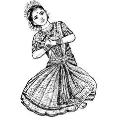1000 Images About Bharatnatyam Pose On Pinterest