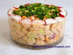 Tortellini, Potato Salad, Potatoes, Ethnic Recipes, Gastronomia, Salad, Kitchens, Potato