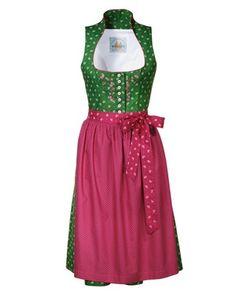 Dirndl (grün) von Wenger - Dirndl & Kleider - Bekleidung - Damenmode Online Shop - Frankonia.de