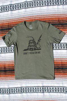 b463ccd6f Don t Tread on Me T-Shirt – Wildflowers ATX