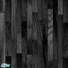 Wood Stain - Dark Grey/Black