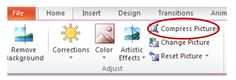 How to Compress Your PowerPoint Files Down to Size