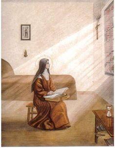 Saint Therese Of Lisieux || Source Facebook Sanctuaire de Lisieux Page