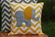 Elephant pillows!!!!!!