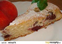 Rychlý koláč s jahodami k poobědové kávě Sandwiches, Cheesecake, Pie, Food, Torte, Cake, Cheesecakes, Fruit Cakes, Essen
