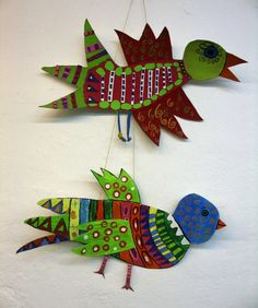Ptaki z tektury